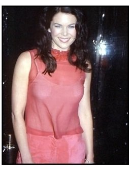 Lauren Graham at the Sweet November premiere