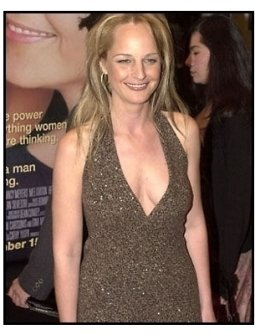 Helen Hunt at the What Women Want premiere