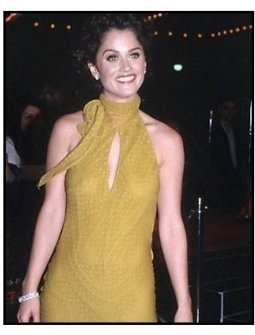 Robin Tunney at the Vertical Limit premiere