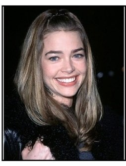 "Denise Richards at ""The Big Chill"" Premiere"