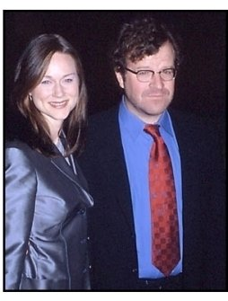 Laura Linney and Kenneth Lonergan at The Gift premiere