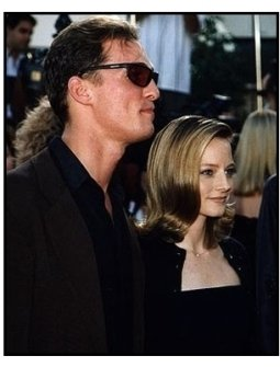 "Jodie Foster and Matthew McConaughey at the 'Contact"" Premiere"
