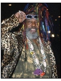 George Clinton at the All Access premiere