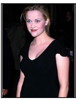 Reese Witherspoon at the Election premiere