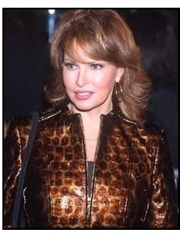 Raquel Welch at the Bedazzled premiere