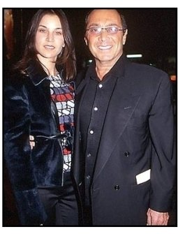 Paul Anka and date at the 3000 Miles to Graceland premiere