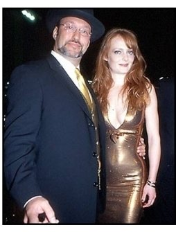 Demian Lichtenstein and date at the 3000 Miles to Graceland premiere