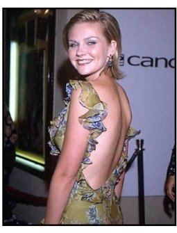 Kirsten Dunst at the Bring it On premiere 2