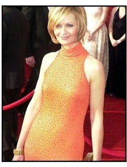 Joan Allen at the 2001 Academy Awards