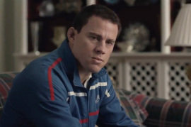 'Foxcatcher' Trailer