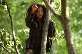 Hunger Games, Rue