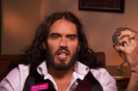'Paradise' Russell Brand Featurette