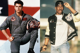 Top Gun, Beverly Hills Cop