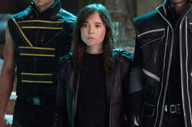 X-Men Days of Future Past, Ellen Page