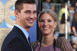 Heather Morris, Taylor Hubbell