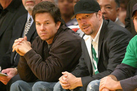 Mark Wahlberg, Donnie Wahlberg