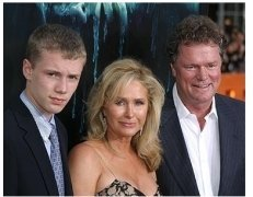 House of Wax Premiere: Barron Hilton, Kathy Hilton and Rick Hilton