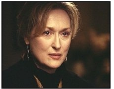 The Hours movie still: Meryl Streep as Clarissa in The Hours