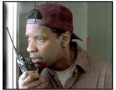 John Q movie still: Denzel Washington as John Q