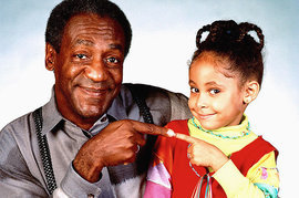 Bill Cosby, Raven Symone, The Cosby Show