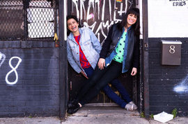 Broad City, Ilana Glazer, Abbi Jacobson
