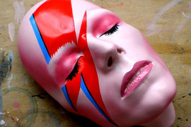 David Bowie, Mask