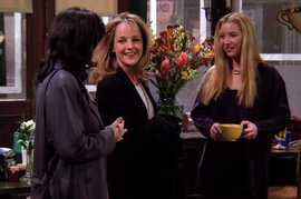Friends, Mad About You, Lisa Kudrow, Helen Hunt