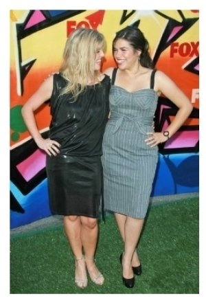 Ashley Jensen and America Ferrera