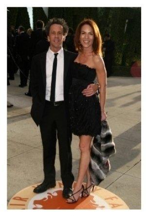 Brian Grazer and wife Gigi