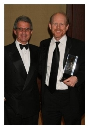 Ron Meyer and Ron Howard