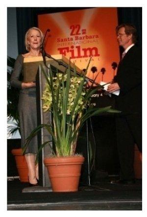 Helen Mirren and WIlliam H. Macy