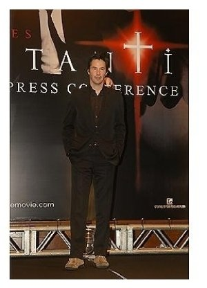 Asian Press Conference for Constantine: Keanu Reeves