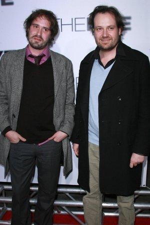 David Moreau and Xavier Palud