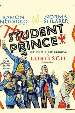 Student Prince in Old Heidelberg