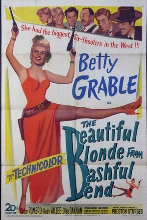 Beautiful Blonde From Bashful Bend