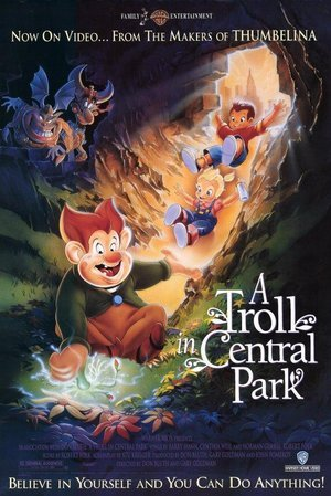 Troll in Central Park