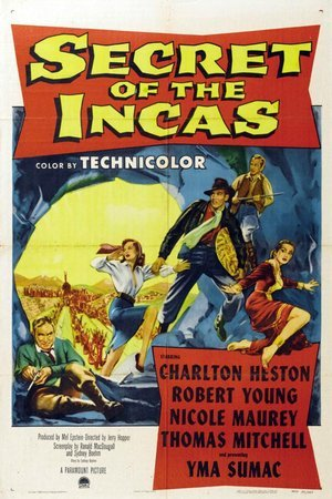 Secret of the Incas