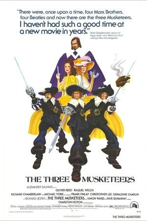 Return of the Musketeers