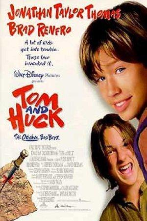 Tom and Huck