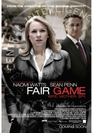 Fair Game: Movie Poster