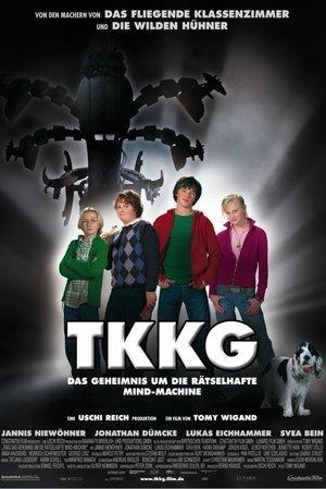 TKKG Und Die Ratselhafte Mind-Machine