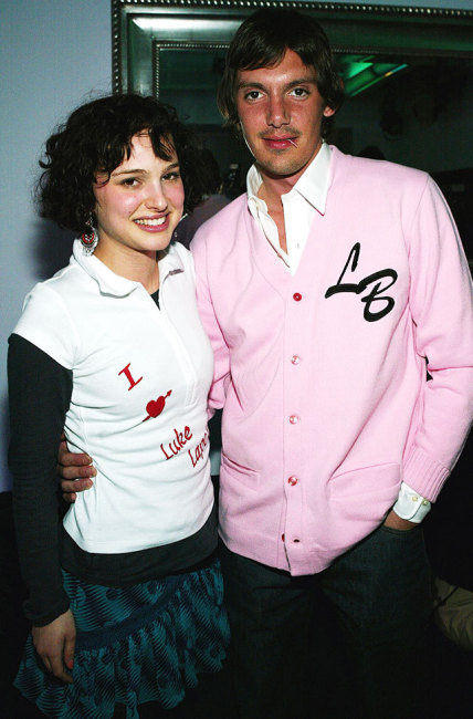 Natalie Portman, Lukas Haas