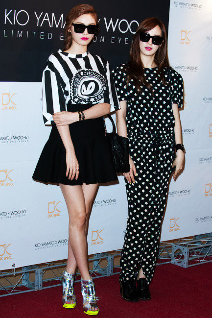 NANA and Ju-Yeon of After School