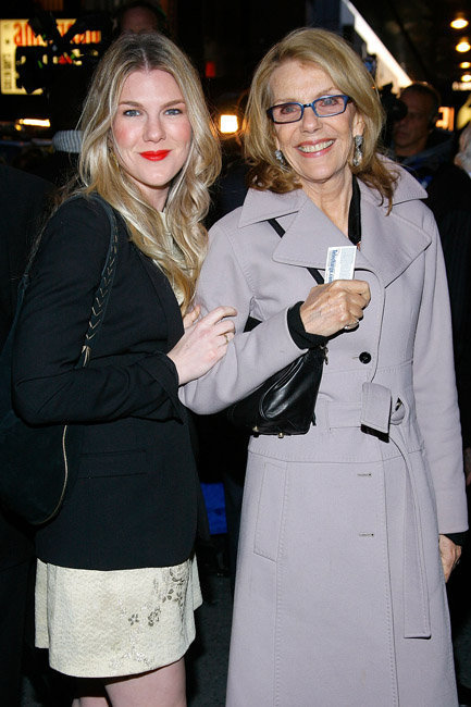 Lily Rabe and Jill Clayburgh
