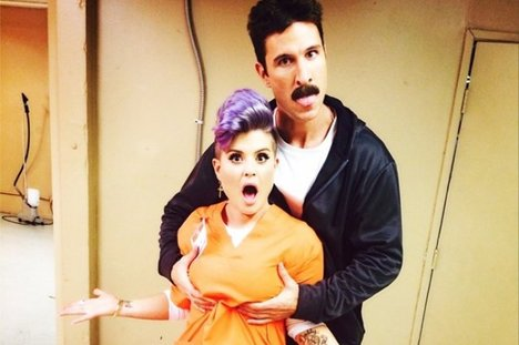 Kelly Osbourne, Instagram