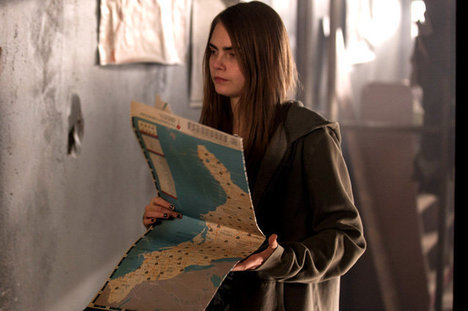 Cara Delevingne, Paper Towns
