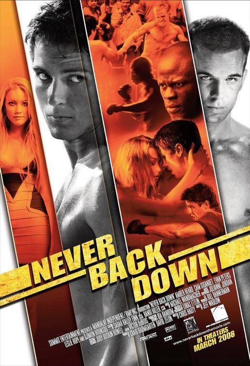 Never Back Down