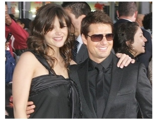 M:I 3 LA Fan Screening Photos: Katie Holmes and Tom Cruise