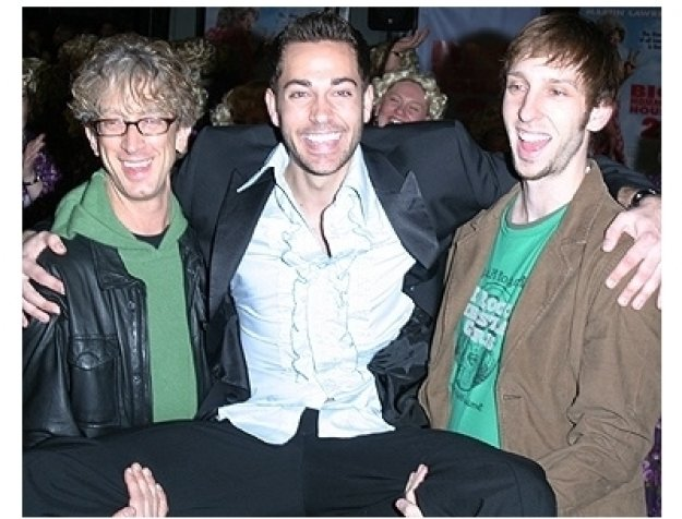 Big Momma's House 2 Premiere Photos: Andy Dick, Zachary Levi and Joel Moore