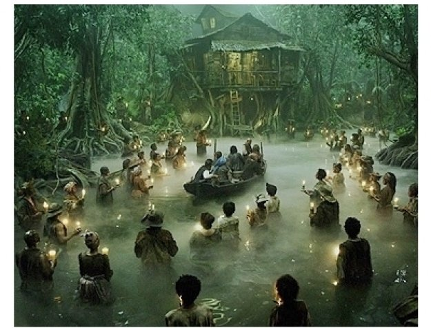 Кадр из фильма Пираты Карибского моря: сундук мертвеца (2006) Pirates of Ca
